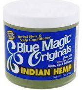 Blue Magic Organics Indian Hemp Conditioner 12oz