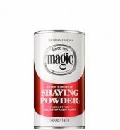 Magic Fragrant Shaving Powder Red Ex Strength 127g