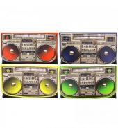Champ Ghetto Blaster (Radio Design) Rolling Pouches – Assorted Colours