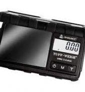 On Balance Tuff-Weigh TUFF-1000 Digital Scales – Black 0.1 x 1000g