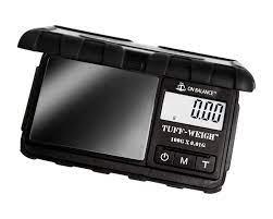 On Balance Tuff-Weigh Digital Scales