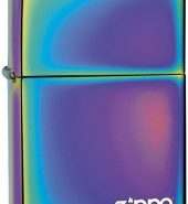 Genuine New Zippo Spectrum Petrol Lighter 151ZL