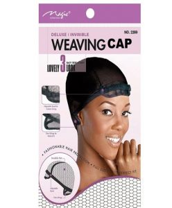 Magic Collection Stretchable Weaving Cap For Custom Sizing 2269