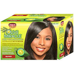 African Pride Olive Miracle Deep Conditioning Kit