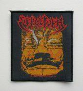 Sepultura 'Aztec Face' Patch