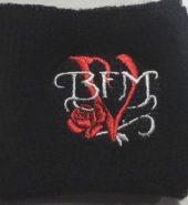 BULLET FOR MY VALENTINE Sweatband – BFMV Logo