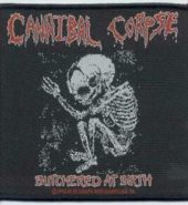 Cannibal Corpse 'Butchered at Birth' Patch