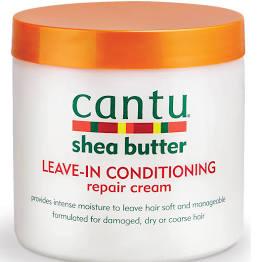 Cantu Shea Butter Leave in Cream Conditioner Argan Oil