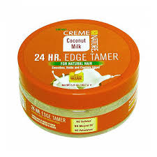 Creme of Nature Coconut Milk 24hrs Edge Tamer