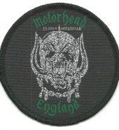 Motorhead 'Warpig England' Patch