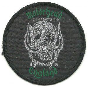 Motorhead-Warpig-England-Patch