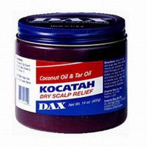 DAX Kacatah Black Dry Scalp Relief 14oz