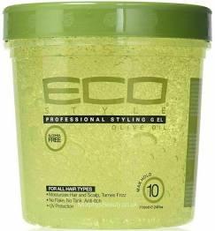 EcoStyler Olive Oil Styling Gel 24oz