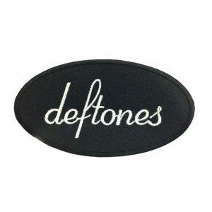 Deftones-Logo-Patch