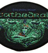 Cathedral 'Soul Sacrifice Oval' Patch