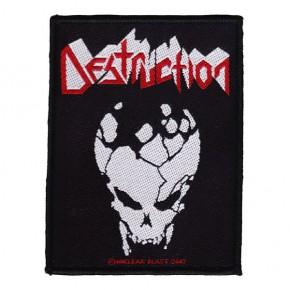 Destruction-Skull-Patch