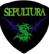 Sepultura 'Winged Tribal' Patch