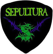 Sepultura Winged Tribal Patch