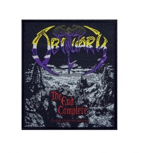 Obituary-The End-Complete-Patch