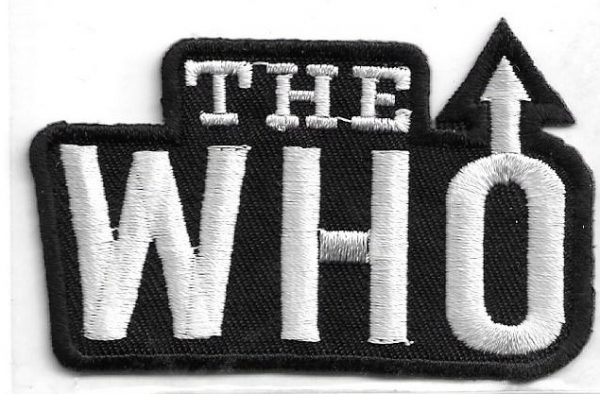 The-WHO-'Logo'-Inspired-Iron-On-Patch
