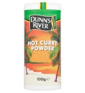 Dunn's River Hot Curry Powder 100g