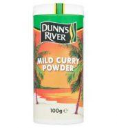 Dunn's River Mild Curry Powder 100g