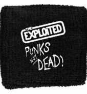 EXPLOITED Sweatband – Punks not Dead