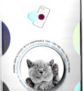 Popsockets – Popgrip Expanding Stand & Grip for Smartphones and Tablets – Kitten