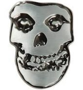 New Official Misfits Metal Belt Buckle