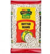 Tropical Sun Butter Beans 500g