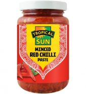 Tropical Sun Minced Red Chilli Paste 210g (Copy)