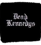 DEAD KENNEDYS Sweatband – Gothic LOGO