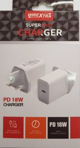 Wirextra-Super-Fast-C-Type-Wall-Charger-18W