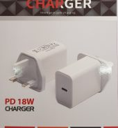 Wirextra Super Fast C-Type Wall Charger 18W