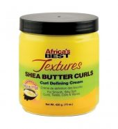 Africa's Best Textures Shea Butter Curl Defining Cream 15oz