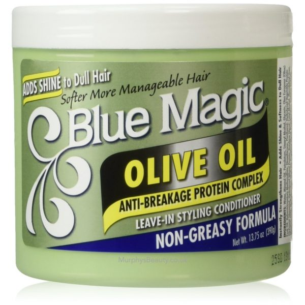 Blue Magic Olive Oil Hair Conditioner 12oz