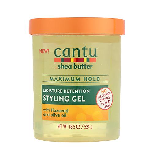 Cantu Shea Butter Flaxseed & Olive Oil Styling Gel 18.5oz