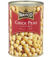 Natco Boiled Chick Peas Can 400g