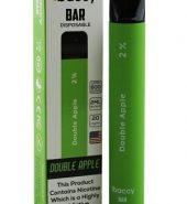 iBACCY Disposable Bar Double Apple 600 puffs 2% Nicotine