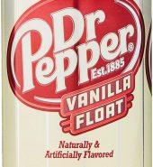 Dr Pepper Vanilla Float Can 355ml