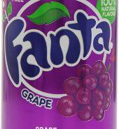 Fanta Grape Can 355ml