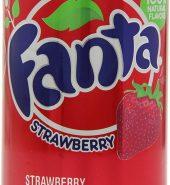 Fanta Strawberry Can 355ml