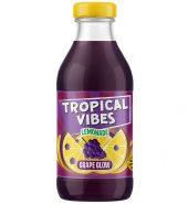 Tropical Vibes Lemonade Grape Glow 300ml
