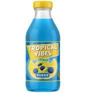 Tropical Vibes Ocean Blue Lemonade 300ml