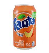 Fanta Peach Can 355ml