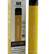 iBACCY Disposable Bar Sweet Mango 600 puffs 2% Nicotine