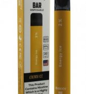 iBACCY Disposable Bar Energy Ice 600 puffs 2% Nicotine