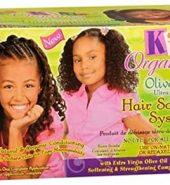Africa's Best Kids Organics Olive Oil Softening System Kit