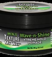 Africa's Best Organics TMY Wave-n-Shine Xtreme Hold Pomade 3.5oz