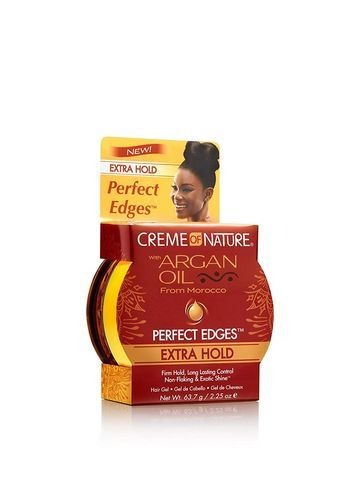 Creme Of Nature Argan Oil Perfect Edges For Extra Hold 2.25oz